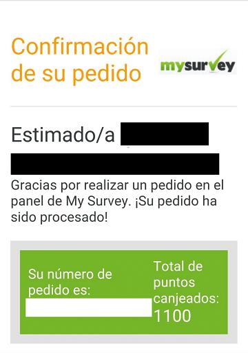 Mysurvey sigue pagando
